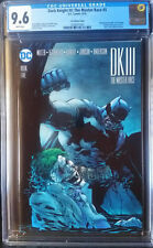 Dark Knight III Master Race (2015) #5 Lee Variant CGC 9.6 1:500