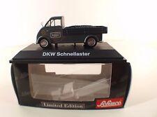 Schuco n° 02491 DKW Schnellaster Pritsche Kohlenhändler 1:43 mint boîte / boxed