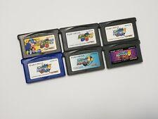 Game Boy Advance Megaman ROCKMAN EXE 2 3 4 4.5 5 Japan GBA 6 games lot US seller