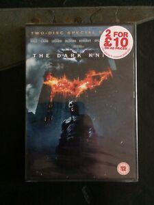 The Dark Knight (DVD, 2008, 2-Disc Set). Brand New Sealed.