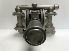 """WILDEN XPX200/SSAAA/TSU/TF/STF/0697 STAINLESS STEEL DOUBLE DIAPHRAGM 1"""" PUMP #2"""