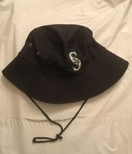 Seattle Mariners New Era MLB Clubhouse Bucket Hat Cap NWT 083e6644869