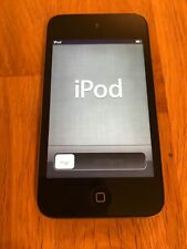 Apple iPod touch 4th Gen 8GB Silver IOS 6.1.6