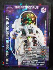 Dr Who The Impossible Astronaut Hologram Card Villain Ultra Rare 13/20 2/5