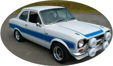 Ford Escort MK1 RS2000 AVO STICKERS STRIPE KIT DECALS VINYLS 2K AVO RS 2000