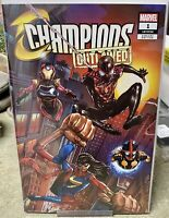 CHAMPIONS Outlawed #1 ~ MICO SUAYAN Variant *NM*