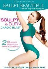 Ballet Sculpt Burn Cardio 0031398180326 DVD Region 1