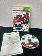 ★ Xbox 360 Need For Speed Most Wanted ESP★