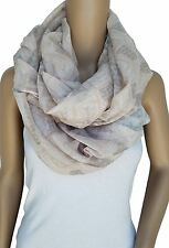 Womens Circle Oblong Cowl Infinity Fashion Scarf