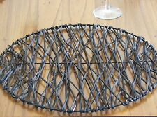 Hand Made Round Rattan Placemats