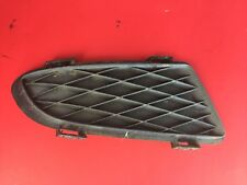 2005 MAZDA 6 FRONT RIGHT PASSENGER SIDE BUMPER CORNER GRILLE COVER OEM