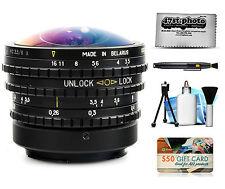 Belomo Peleng 8mm Fisheye Lens for Canon EOS 70D 60D T6s T6i T5i T5 T4i T3i T2i