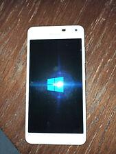 Microsoft  Lumia 650 - 16GB - Weiß (Ohne Simlock) Smartphone, OVP
