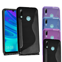 Huawei Honor 10 Lite Case - Grip Wave Gel Case Cover For Honor 10 Lite