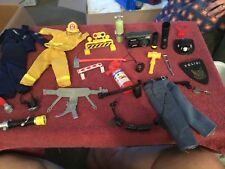 G.I. Joe Cloths and Miscellaneous Parts of Other Toys