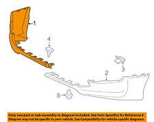 TOYOTA OEM 12-13 Tacoma-Spoiler / Wing Kit Right 7685104903