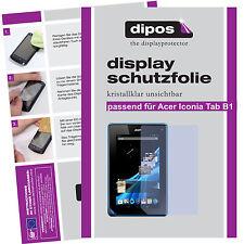 2x Acer Iconia Tab B1 Pellicola Prottetiva Transparente Proteggi Schermo