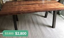 Custom Handmade Dining Table