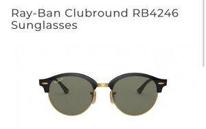 Ray Ban Clubround 4246 Sunglasses