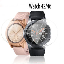 Tempered Glass Screen Protector Film Cover For Samsung Galaxy Watch Gear S3 S2