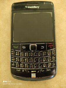 BlackBerry Bold 9700 (Orange) - Black Smartphone