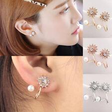 Unbranded Hook Pearl Stud Costume Earrings