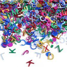 5mm Misti Multicolore STELLA PAILLETTES Confetti decorativi piccoli piccoli metallico