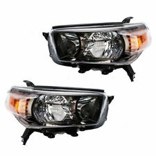 FOR TY 4RUNNER W/TRAIL 2010 2011 2012 2013 HEADLIGHTS PAIR RIGHT AND LEFT