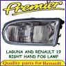 NEW RENAULT LAGUNA 94-98+19(92-96) RH FRONT FOG LAMP
