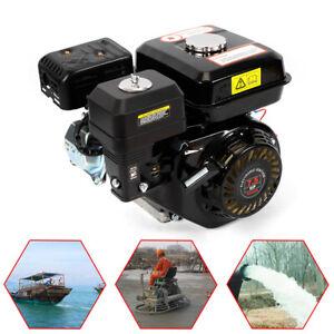 7.5PS 4 Takt Benzinmotor OHV Gas Motor Horizontale Einzelzylinder Luftkühlung DE