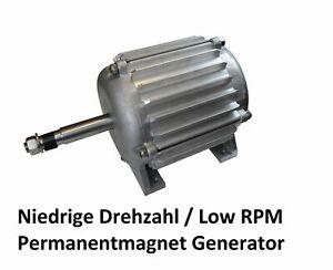 3,8 Kw 48V Permanent Generator, Istabreeze, Générateur de Vent, Éolienne Bhkw