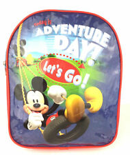 Licensed Disney Mickey Mouse Adventure Day Junior Backpack 3+ Years