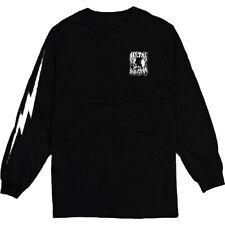 Metal Mulisha Men's Battle Axe Long Sleeve T Shirt Black Size XL