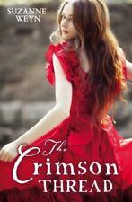 The Crimson Thread by Suzanne Weyn - PB