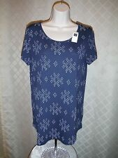Gap Short Sleeve Scoop Neck T-Shirts XL,L,M,Some Solid and other Color NWT