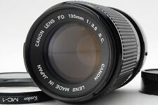 【Excellent++++】Canon FD 135mm f/3.5 S.C. MF Lens From Japan(105)