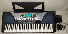 YAMAHA PSR-340 ELECTRONIC 61 KEY KEYBOARD PIANO