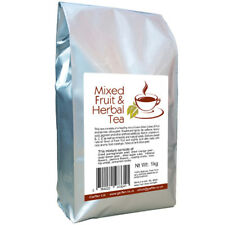 Herbal Tea Mixed Fruit Flowers & Herbs 1kg Nutrition & Vitamin Supplement