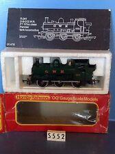 (S552) locomotive G.W.R.HORNBY en boite compatible Jouef, ech : Ho