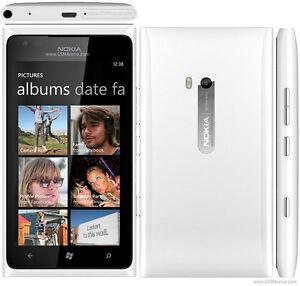 Nokia Lumia 900 - 16GB-White smartphone unlocked Factory Sealed