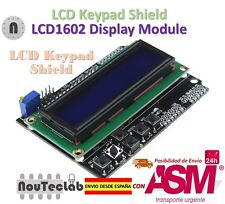 LCD Keypad Shield LCD1602 LCD 1602 Module Display for arduino ATMEGA328