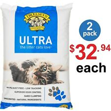Dr. Elsey's, Precious Cat ULTRA Premium Clumping Litter - 40 Lb - ( Pack of 2 )