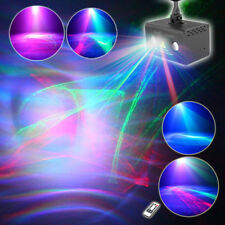 DJ Laser Light RGB LED Aurora Lighting Projector Stage Party Home Bar Home Decor