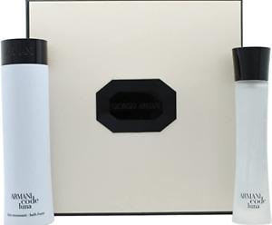 Giorgio Armani Armani Code Luna Gift Set 50ml EDT + 200ml Bath Foam