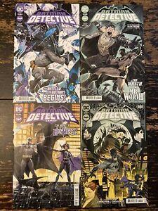 Batman Detective Comics #1034, 1035, 1036, 1037 (DC) Free Combine Shipping