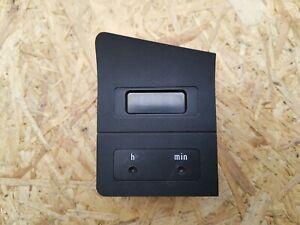 Bmw E28 Uhr Digital Uhr Display Anzeige Borg 1367683