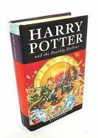 Harry Potter and the Deathly Hallows by J. K. Rowling (Hardback, 2007) 1st Editi