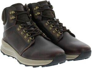 New Mens Memory Foam Khombu Nick Trail Outdoor Hiker Brown Boots SZ 11 12 13
