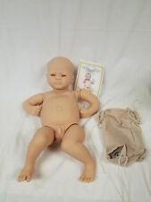 Matvej Reborn Vinyl Doll Kit by Elisa Marx