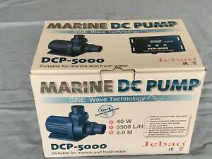 Jebao DCP 5000 Aquarium Return Pump